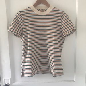 Madewell Stripe Shirt NEW W/O TAGS